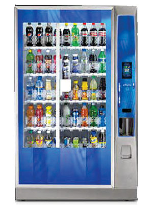Crane BevMax Media Beverage Machine